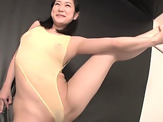 Incredible Japanese chick in Amazing POV, HD JAV clip