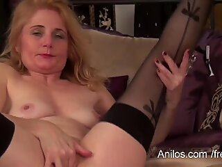 first pornography vid for sexy young granny