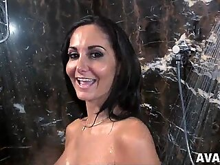 Perfect Shower Tits