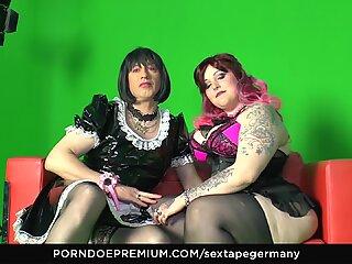 SEXTAPE GERMANY - Newbie couple films first sex scene
