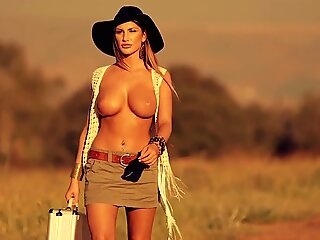 COUNTRY GIRL - XXX music video big tits beauty fucked
