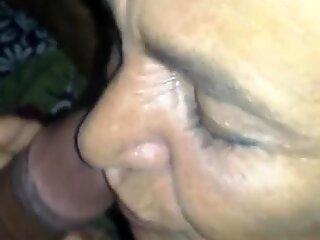 Grandma loves cock!!