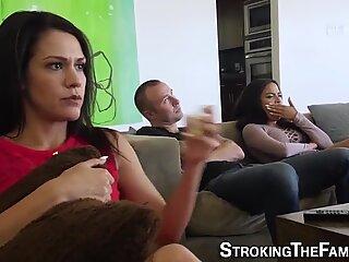 Teen stepister fucking