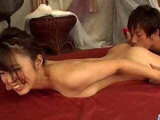 Yura Kurokawa Asian porn scenes in hardcore manne