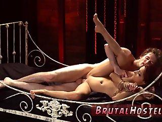 Chinese slave girl bondage xxx Poor lil' Jade Jantzen, she j