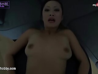 MyDirtyHobby - Kinky Asian MILF fucked in her tight pussy and swallows