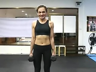 Skinny to FBB Thai Girl
