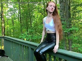 perfect redhead teen