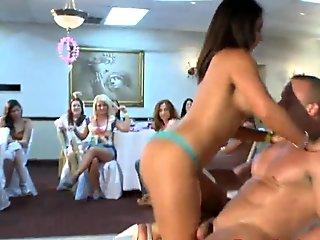 OMG my gf  pussy fucked by stripper