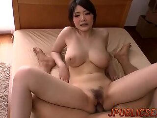 Time for hardcore sex for big tits Rie