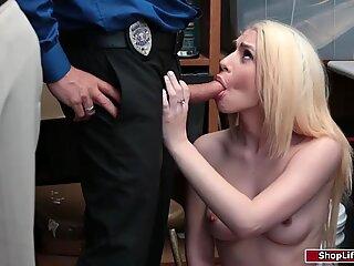 18yo sucks cock in front of her stepdad