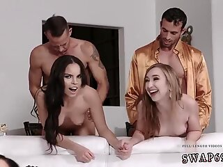 Mother walks in on companion  chum s daughter and step punishes   New Year New Swap