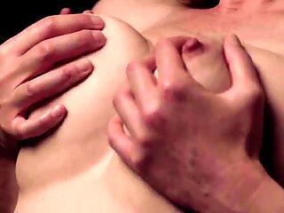 Erotic Cum on tits