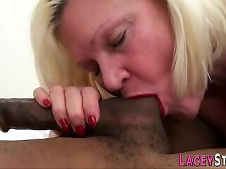 Lacey Star blacked