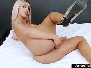 Shemale big cock