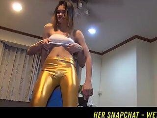 Deep Thai Throat Convulsions HER SNAPCHAT - WETMAMI19 ADD