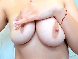 Beautiful natural boobs.