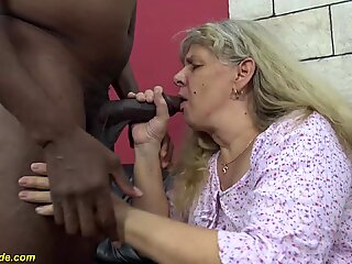 first time interracial fuck for 71 years