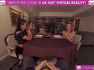 VRBangers.com-Step Daughters Boyfriend Fucks The Step Mom