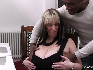 Wife finds him cheating with chubby woman
