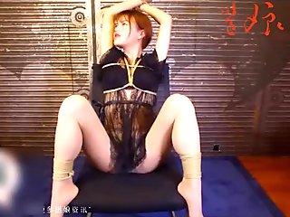 Tying Up Chinese Girl 22