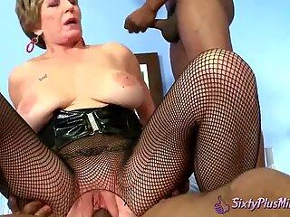 Molly needs two big cocks