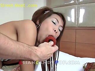 Thai Girl Cherry Anal