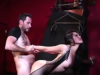 Young Asian Slave Cindy Starfall Hardcore Bondage BDSM Fucking