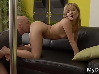Old man fucks hairy girl xxx Would you pole-dance on my dick?