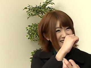 Horny Japanese model in Exotic HD JAV scene