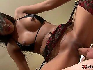 Tasty thai titty cum sluts